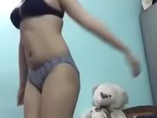 Naked Dance So Cute