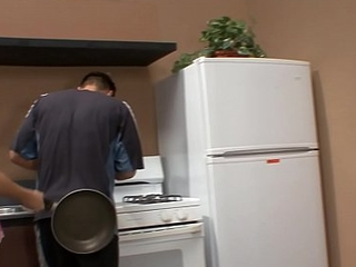 Petite Teen Melanie Scott Gets Fucked In the first place The Larder Counter