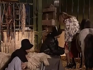 Gypsy Couple Gonzo Exhibition Moneyshot greater than Wagon