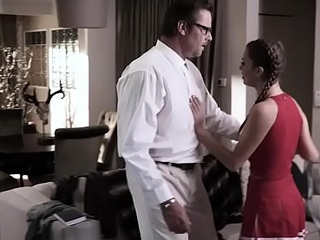 Sexual predator tempted by an 18 year old cheerleader