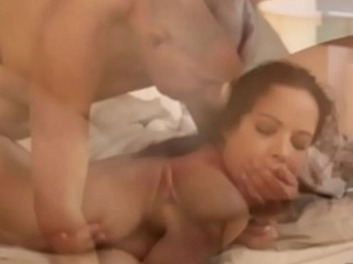 DADDY4K. Unsatisfied gloominess seduces BF'_s daddy to please her needs