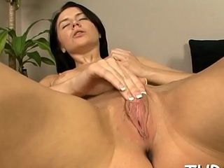 Lovely sweethearts exposure is filled with hunks goo from her bawdy engulfing