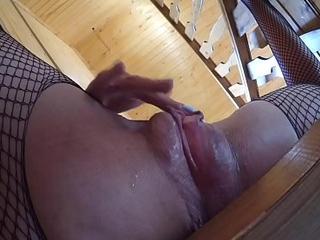 Closeup Pussy Play, Blow job and Sex