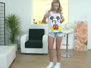 I Fucked Their way To be sure - Sweetie sates her always sex-hungry pussy