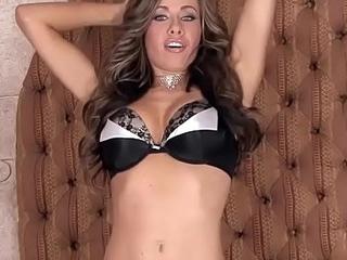 (Cali Lakai) plays wide her love tunnel in stockings - Twistys