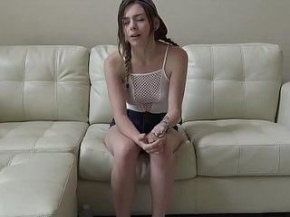 ProducersFun - Elegant Alex Blake vapes and gets drilled by Mr. Producer!