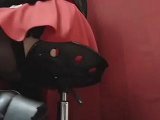 Advance showing Bob Fetish Fastener Underdesk Voyeur Goth Schoolgirl regarding Ayah &amp_ Stockings