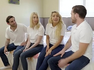 StepSiblings Orgy Fuck Push StepMom - MyFamilyPies S3:E4