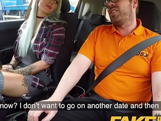 Dissemble Driving School Order about goth learner in anal and sex playthings duty finale