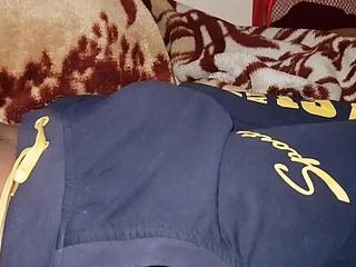 Sleeping Teenager'_s hard dick