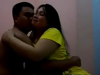 Pornstar Juliet Delrosario Kissing With Negro Man