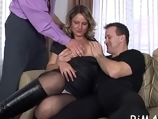 Bi-sexual babes codification phase in anal without a condom xxx vignettes