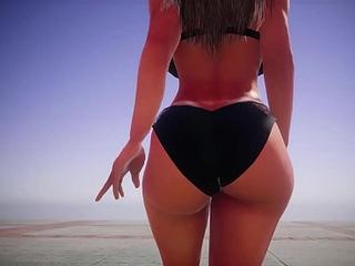 Nicki Minaj Decree us her sexy catwalk